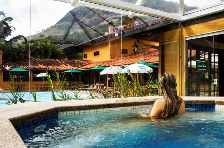 Itaipava Spa Unidade Bomtempo Resort